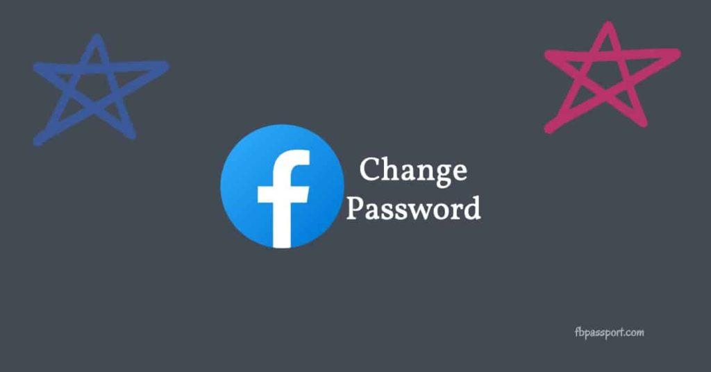 change+facebook+password