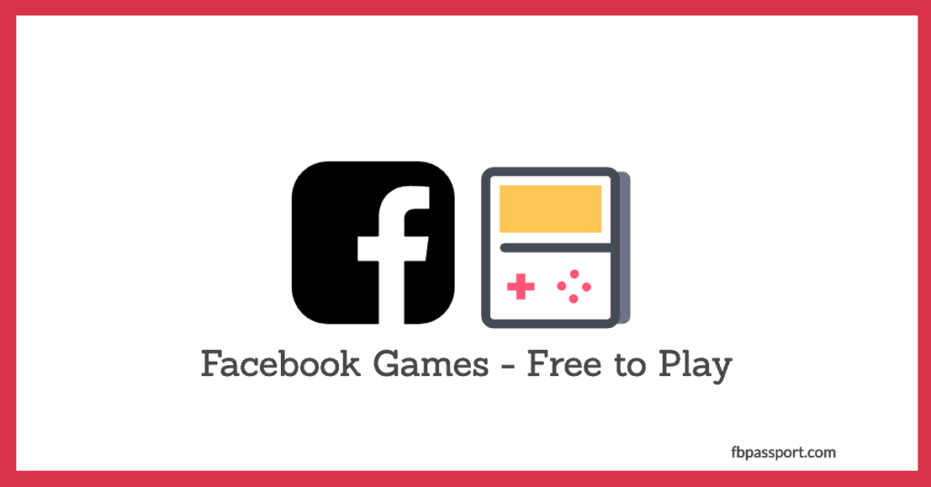 games+facebook